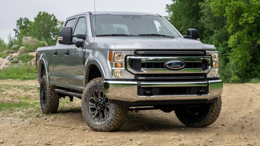 Ford Super Duty Tremor Was Initially Called 'FX4 Max'
