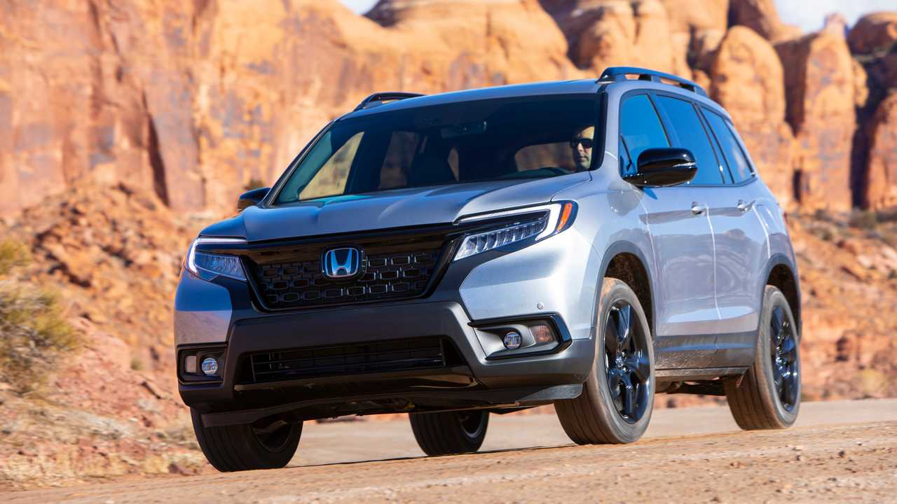 4. Honda Passport