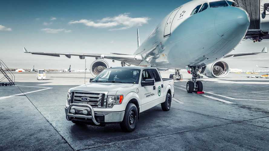 Ecotuned Electric Ford F-150 Is A Tired Truck With New Life As An EV