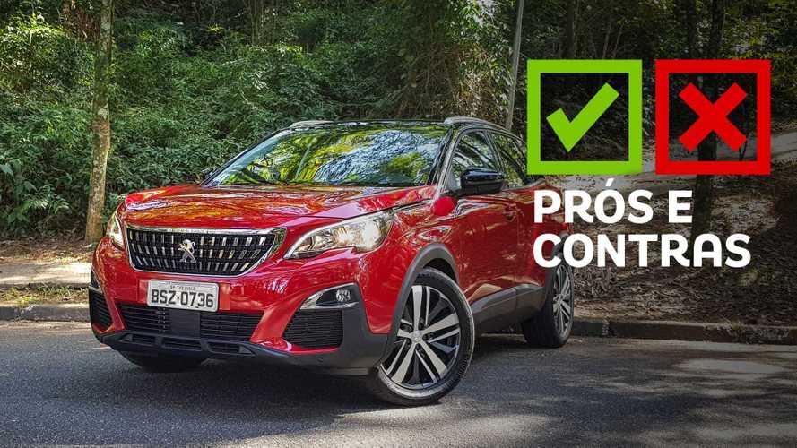 Prós e Contras: Peugeot 3008 Allure