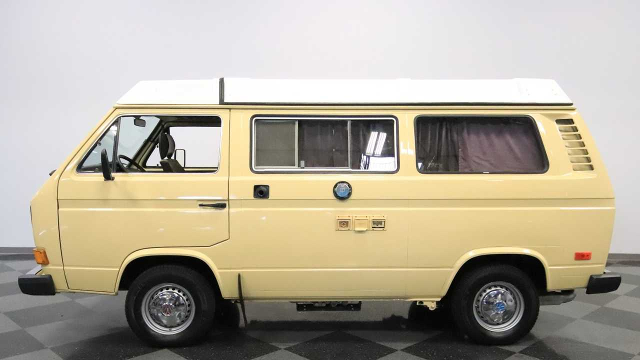 Go Exploring in this 1980 Volkswagen Vanagon Westfalia