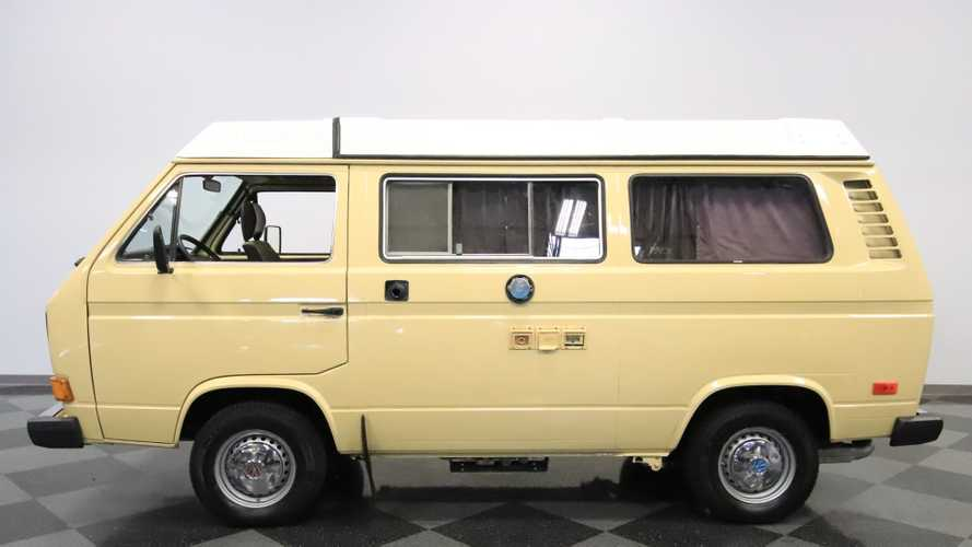 Go Exploring In This 1980 Volkswagen Vanagon Westfalia