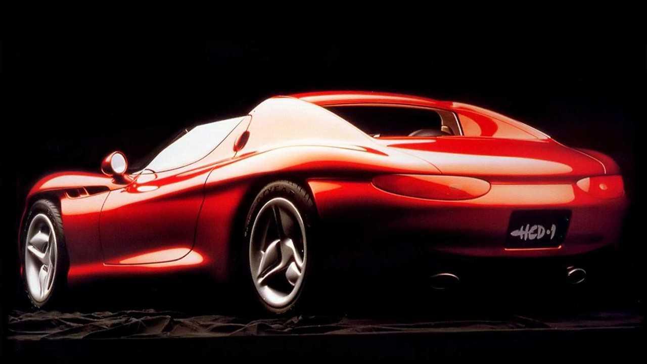1992 Hyundai HCD-I konsepti