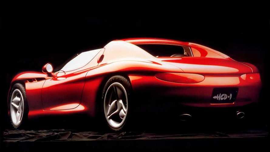Concept oublié - Hyundai HCD-I, HCD-II et HCD-III