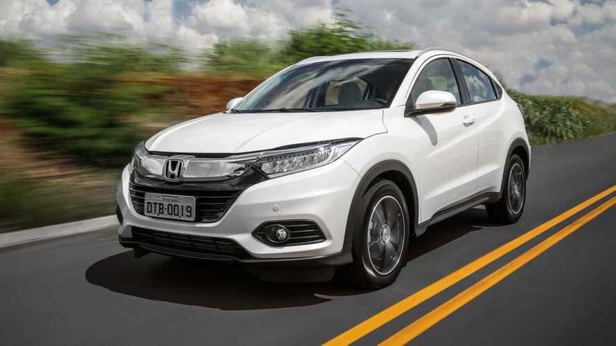 Novo Honda HR-V (segunda geração) tem estreia adiada para maio de 2021