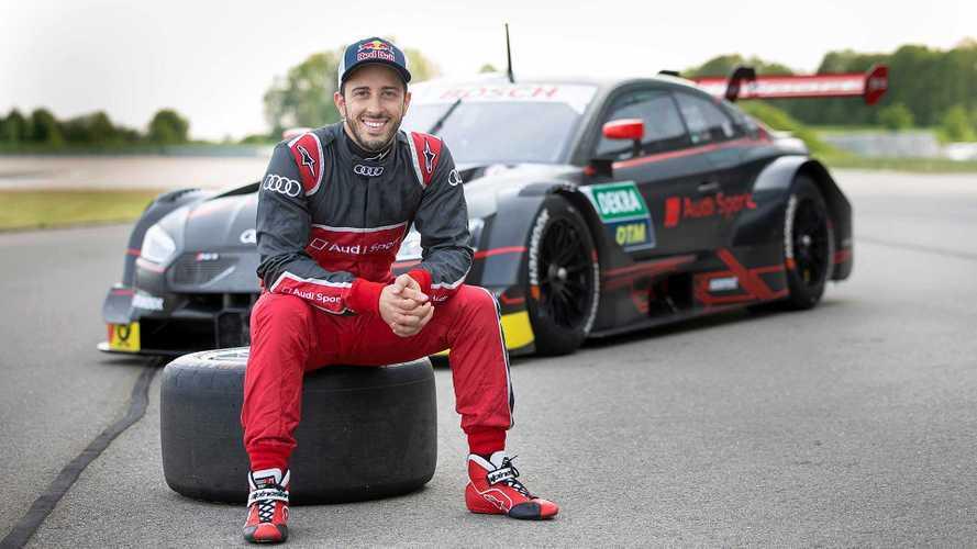 Dovizioso ci riprova con le 4 ruote: correrà nel DTM a Misano con una Audi!