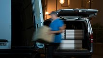 Mercedes In-Van Delivery & Return