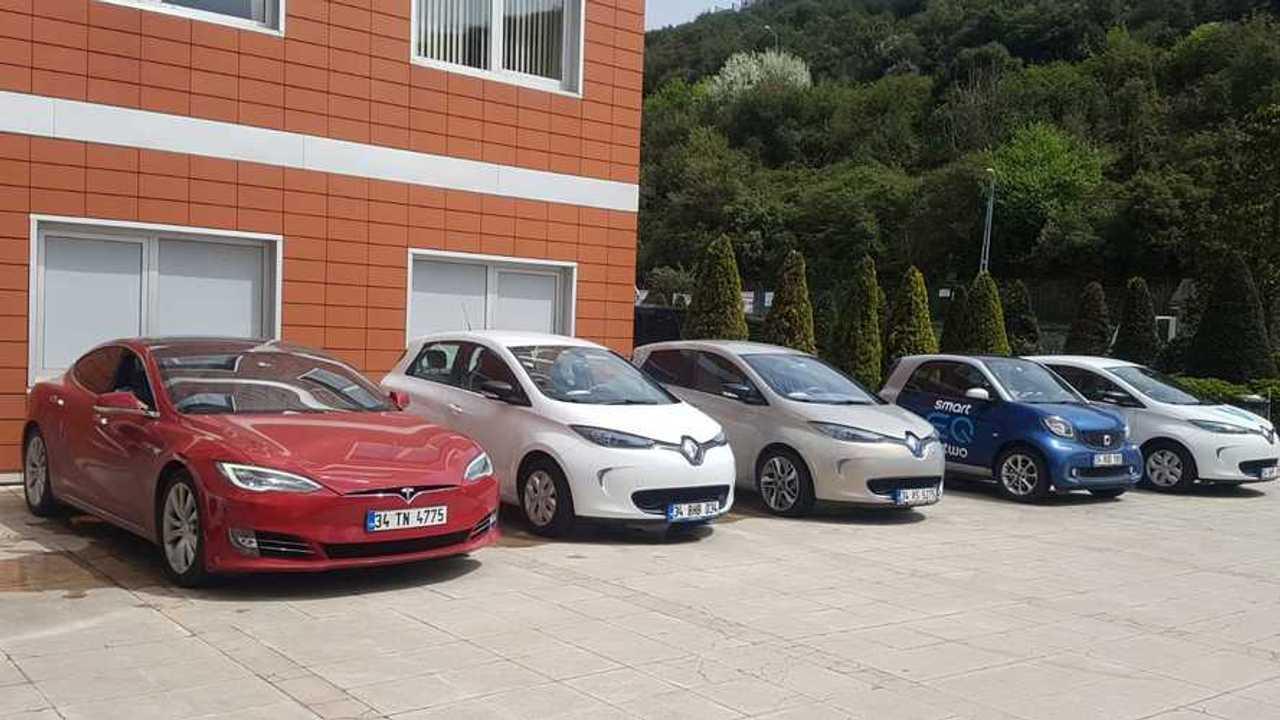 2.Elektrikli Taşıtlar Dünyası Zirvesi