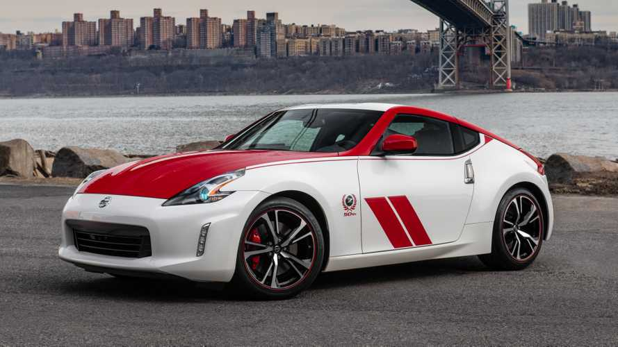Nissan 370Z 50th Anniversary Edition посвятили гоночному Datsun 240Z