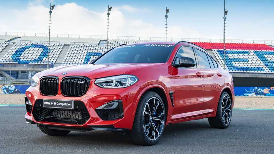 MotoGP 2019: el piloto más rápido ganará un BMW X4 M Competition