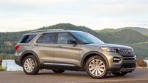 2020 Ford Explorer: First Drive