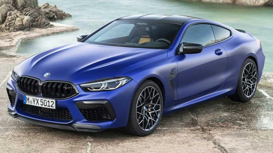 BMW M8, coupé e cabrio all'ennesima potenza