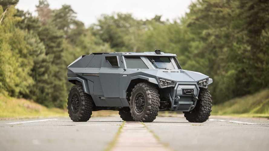 Le Scarabee pourrait être le nouvel engin de l'armée de terre