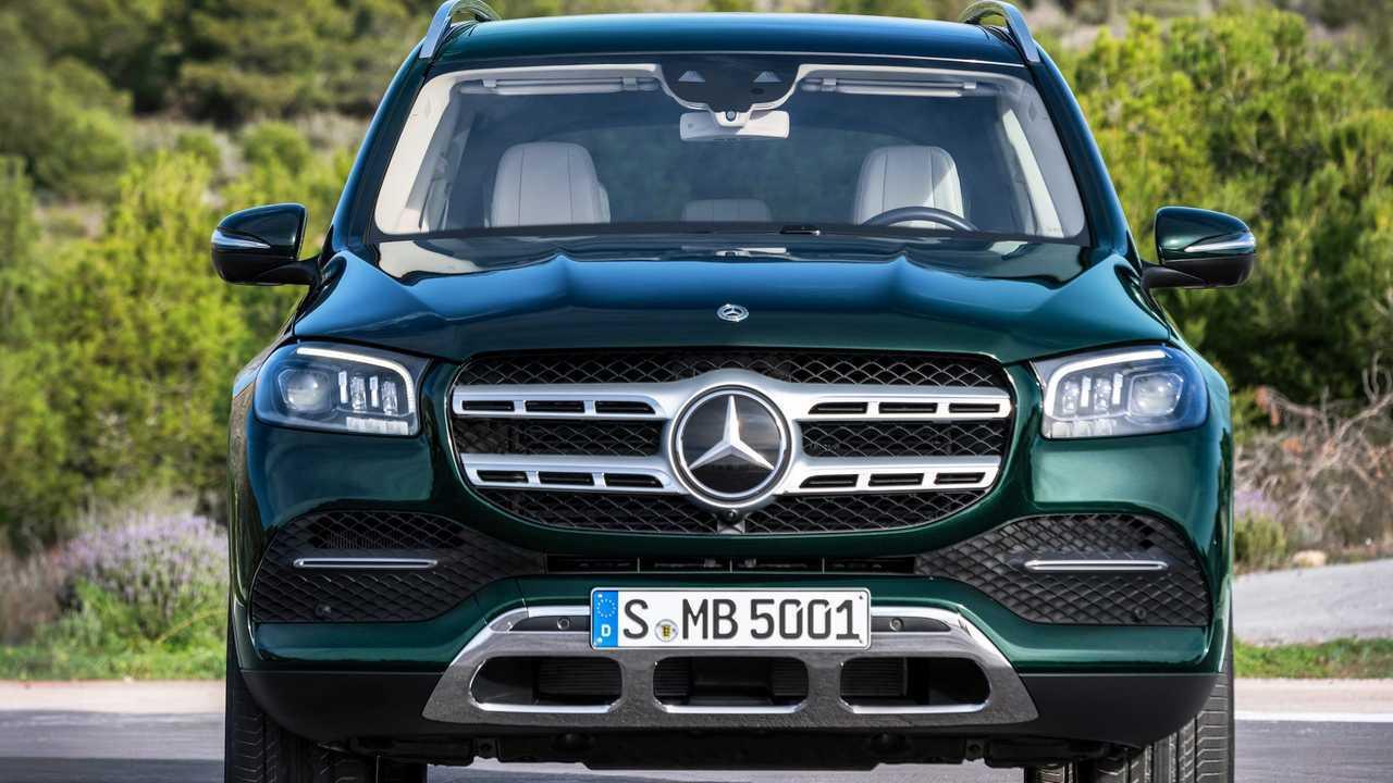 2020 Mercedes-Benz GLS-Klasse