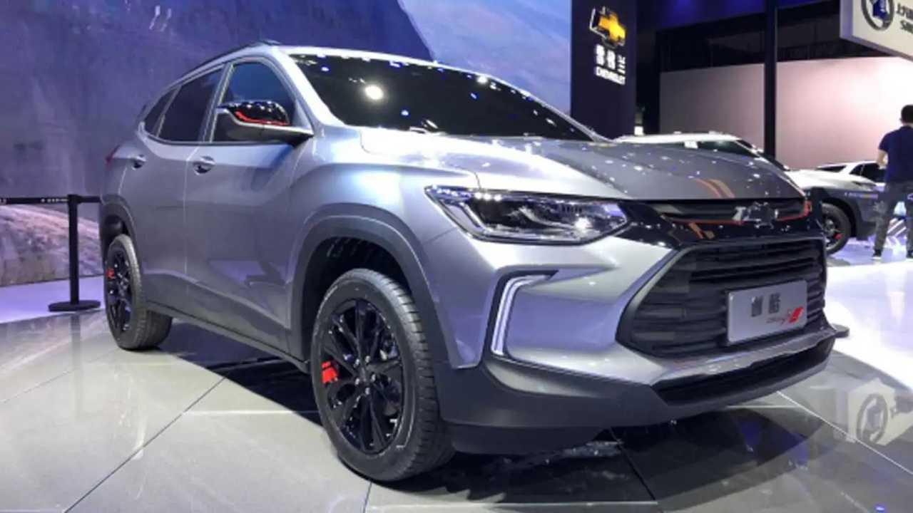 Chevrolet Tracker 2020 - Salão de Xangai photo