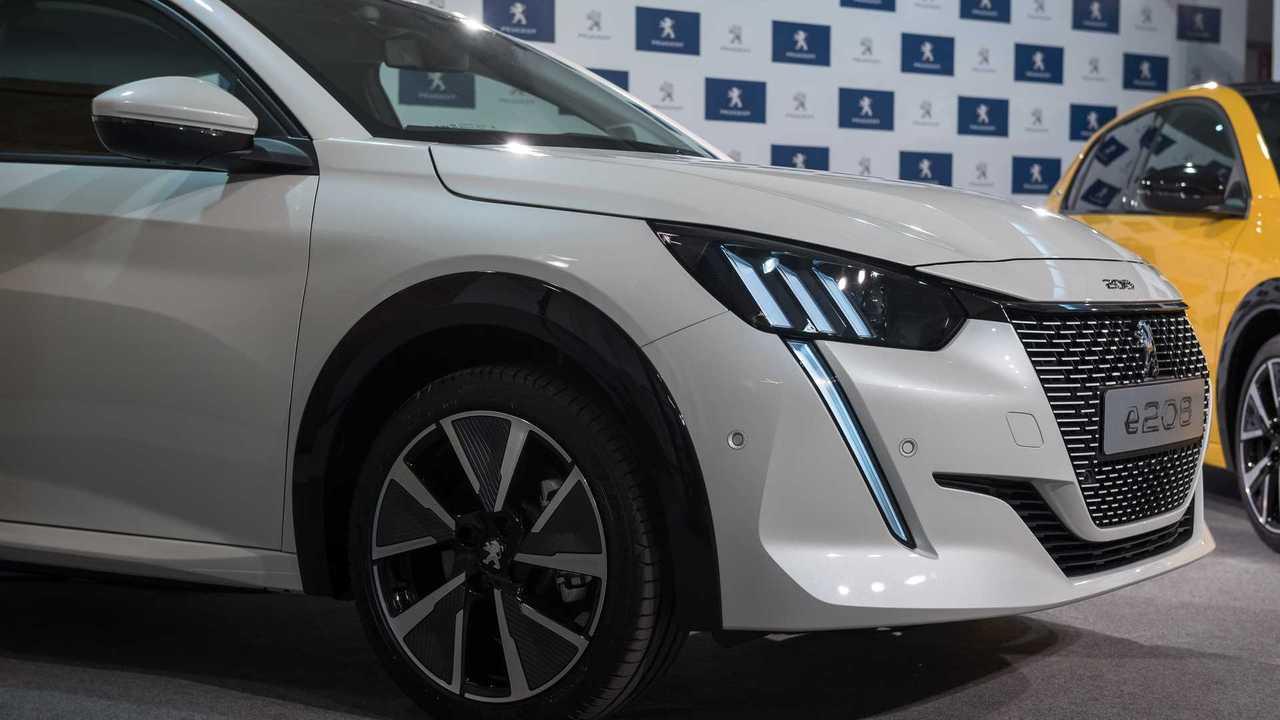 Peugeot 208 2020: presentación estática