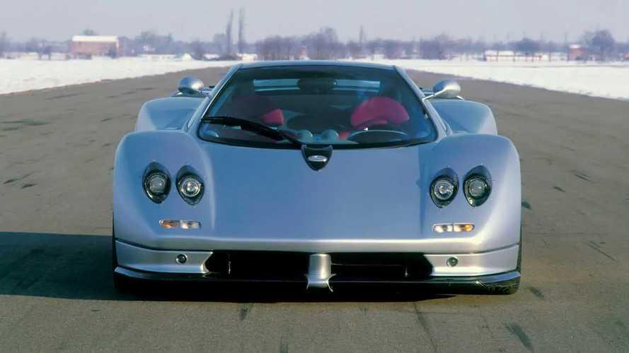 Pagani Zonda C12 1999