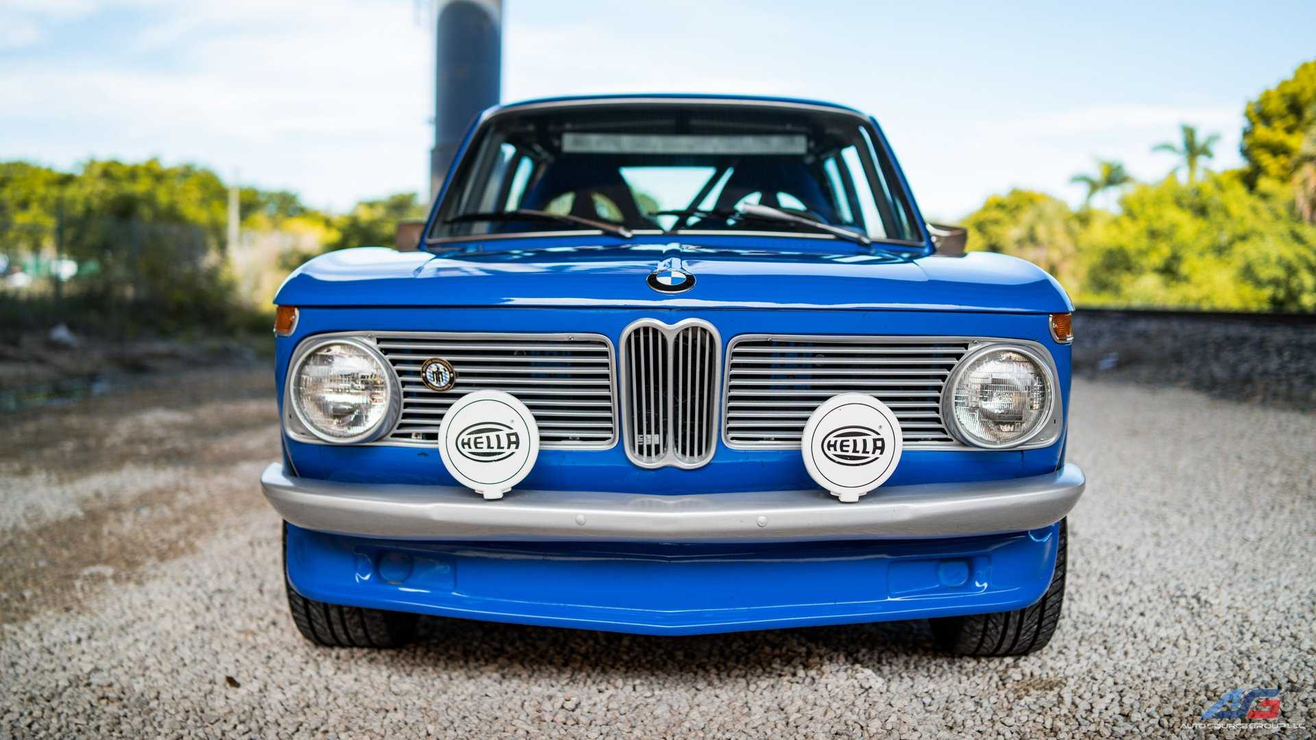 """[""""Hit The Track In This 1972 BMW 2002""""]"""