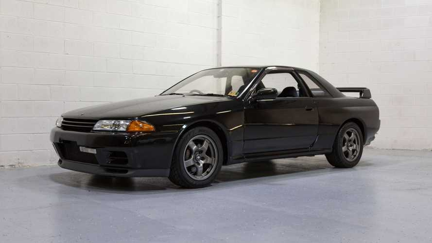 Subtly Modified R32 Godzilla Celebrates Its 30th Birthday And Could Be Yours!