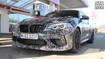 bmw m2 cs specs leak