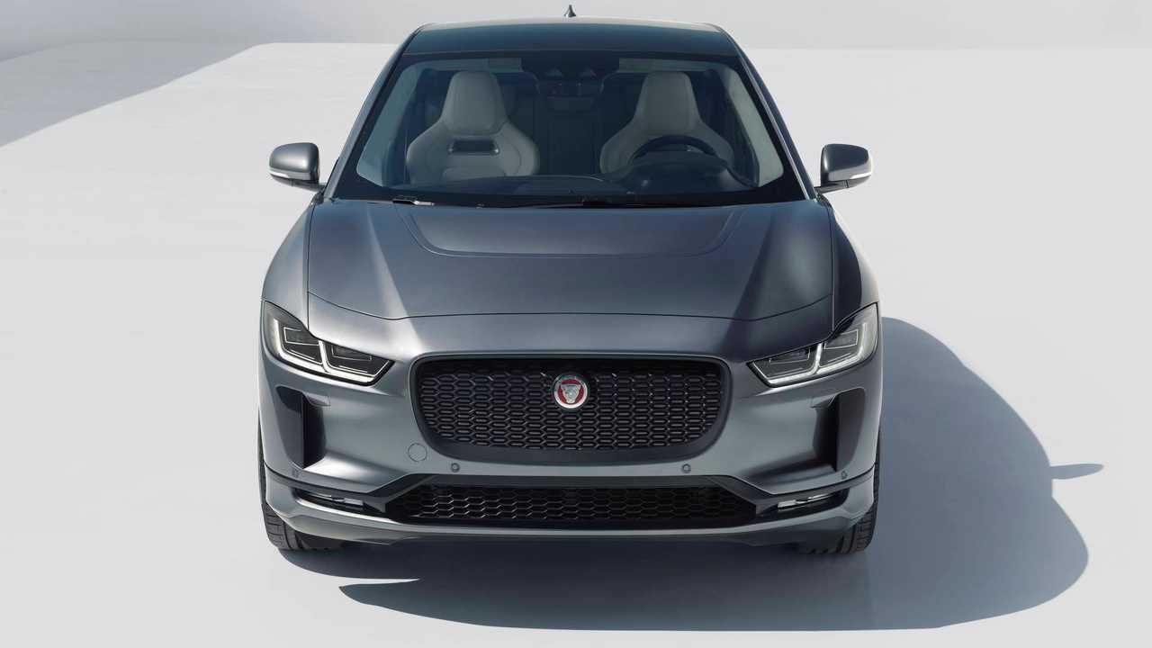 2019 World Car Design of the Year: Jaguar I-PACE