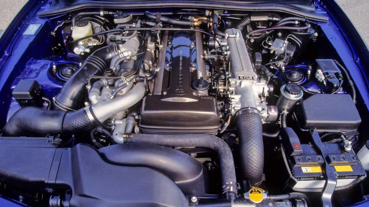 2JZ-GTE - Toyota Supra