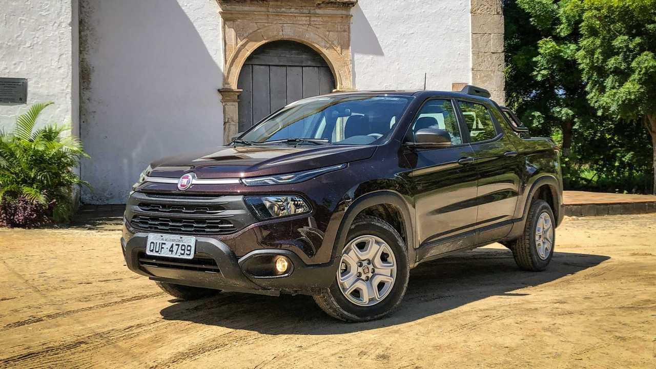 Fiat Toro 2020 Lançamento