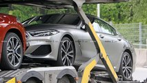 BMW 8 Series Gran Coupe Spy Shots
