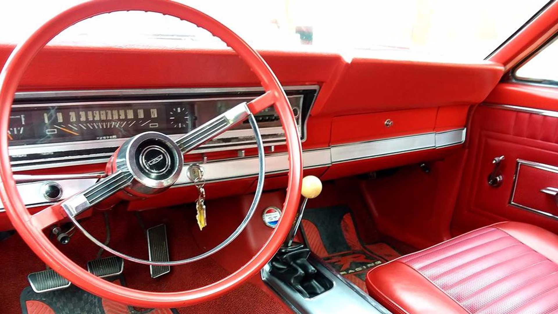 """[""""1966 Ford Fairlane GT To Sell At No Reserve""""]"""