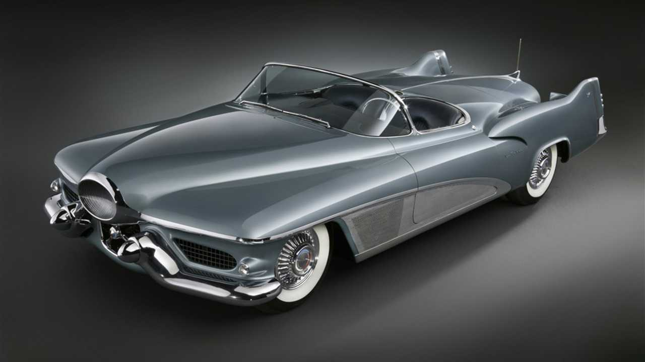 Concours d'Elegance Hershey 2019 GM Concepts