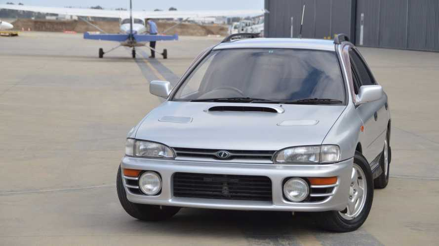 This 1993 Subaru Impreza WRX Offers All The Fun For Only $15k