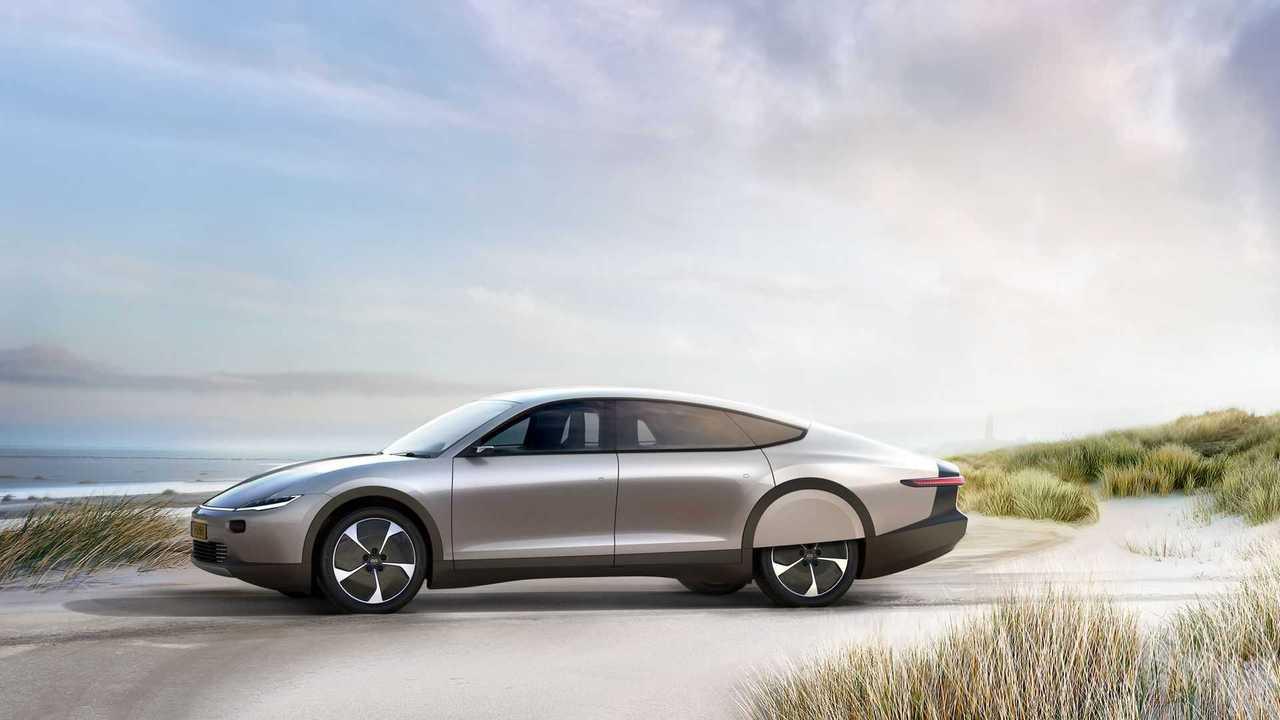 Lightyear One: Extrem aerodynamisches Elektroauto mit Solardach