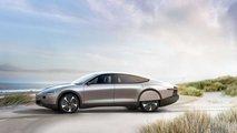Lightyear One aerodynamisch Elektroauto Solardach