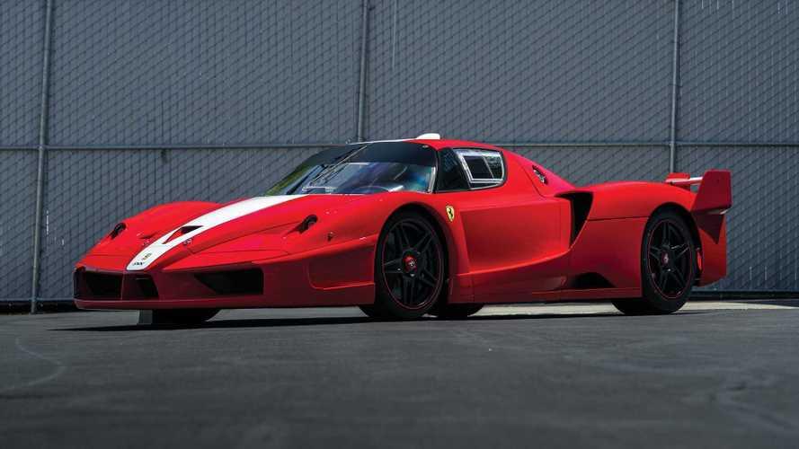 ¿Cuánto pagarías por este Ferrari FXX? Se subasta en agosto...