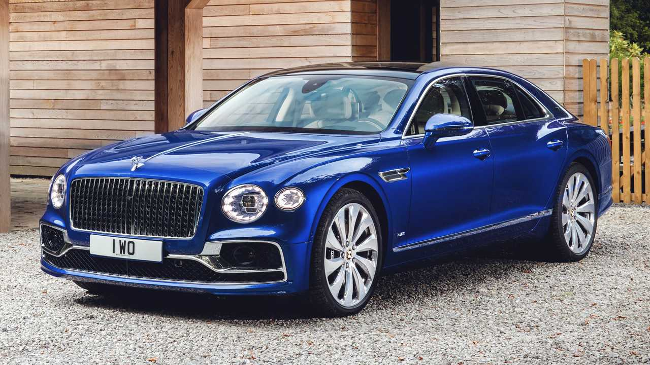 Bentley Flying Spur Prima edizione