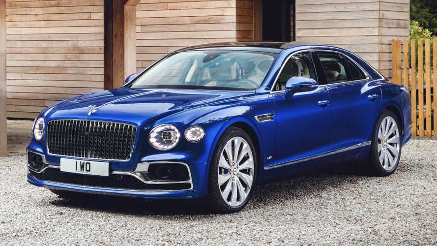 Bentley Flying Spur First Edition, fortunati i primi
