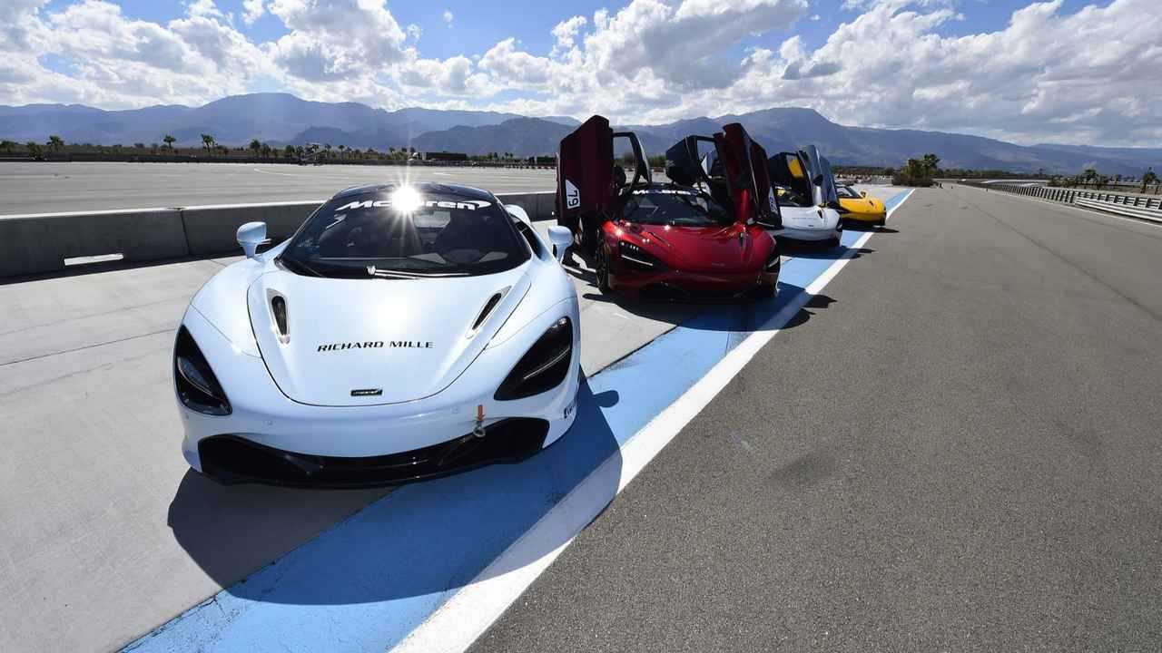 Pure McLaren: Thermal