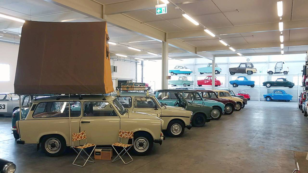 Trabant collection
