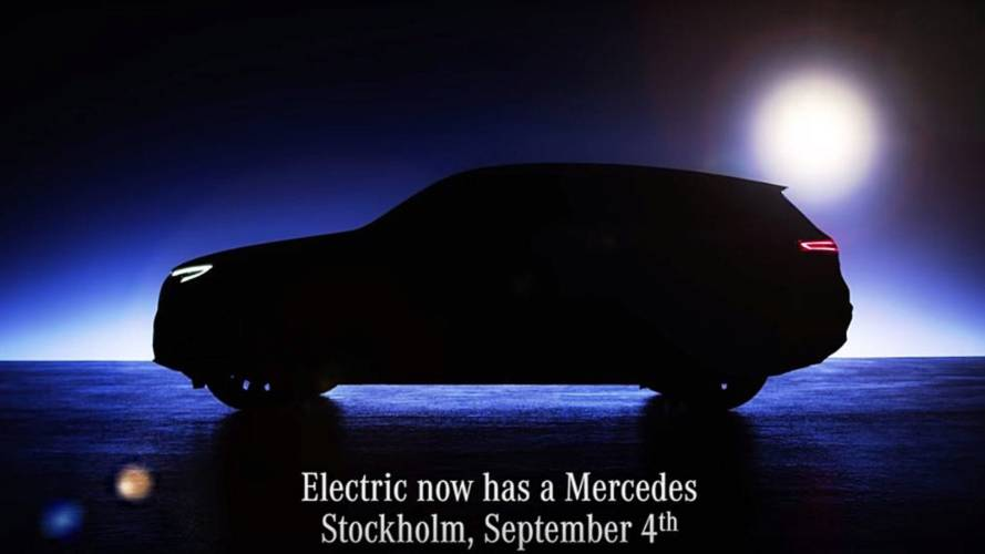 "Watch Mercedes Tease EQC Profile In ""Electric Now Has A Mercedes"""