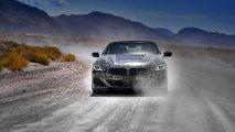 Fotos espía oficiales BMW Serie 8 Cabrio 2019
