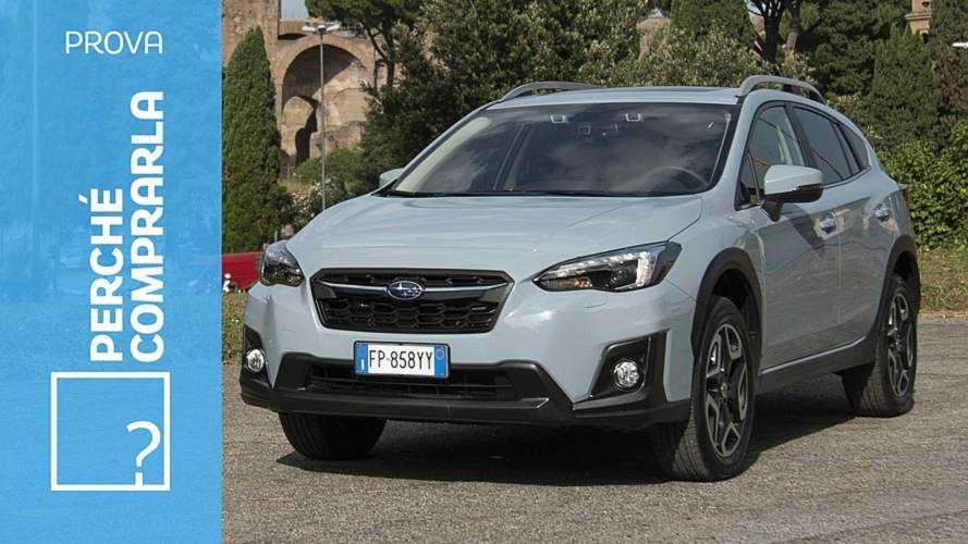 Subaru XV, perché comprarla… e perché no
