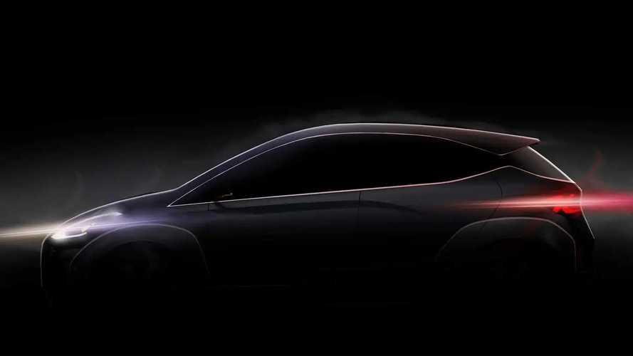 Hyundai mostra mais do Saga, crossover menor que o Creta