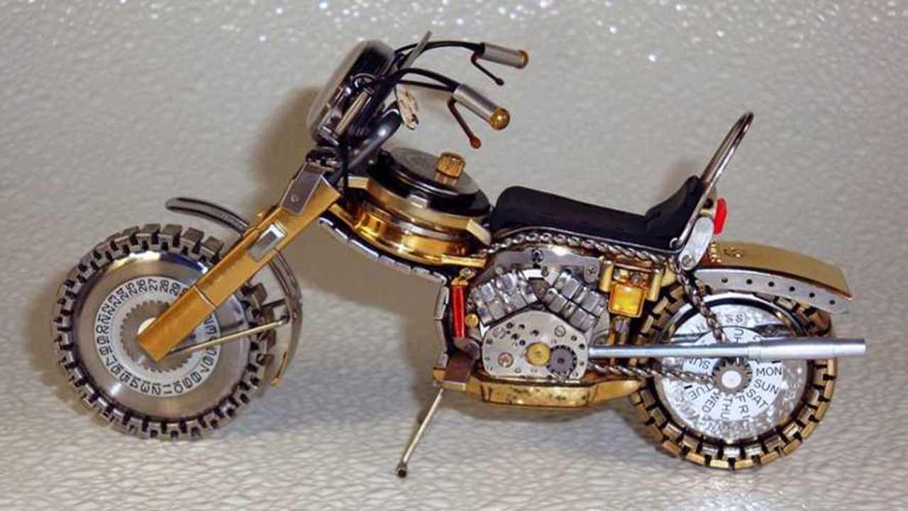 Clockwork Chopper