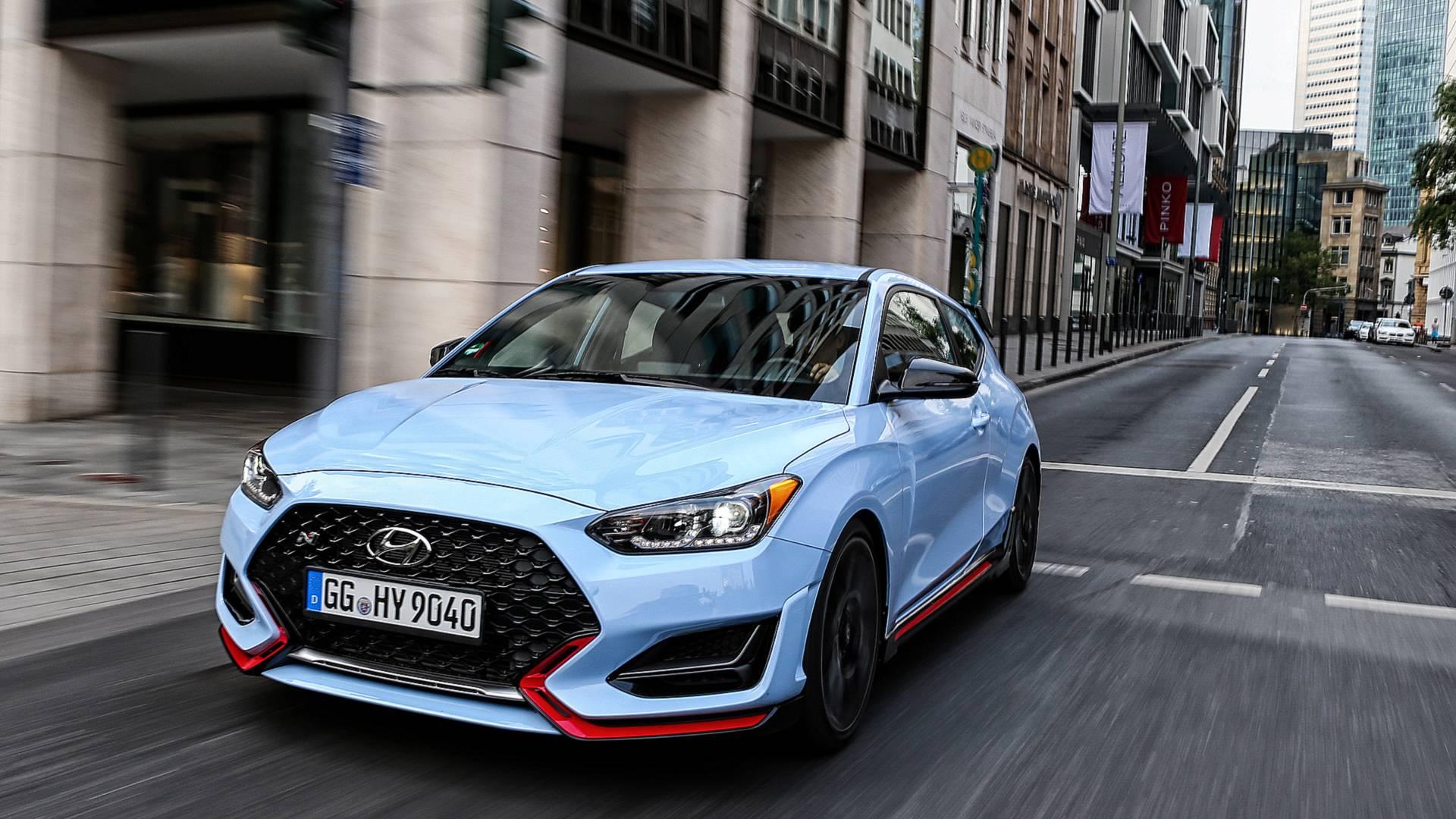 Hyundai Veloster N Priced Under $30k With 275 HP