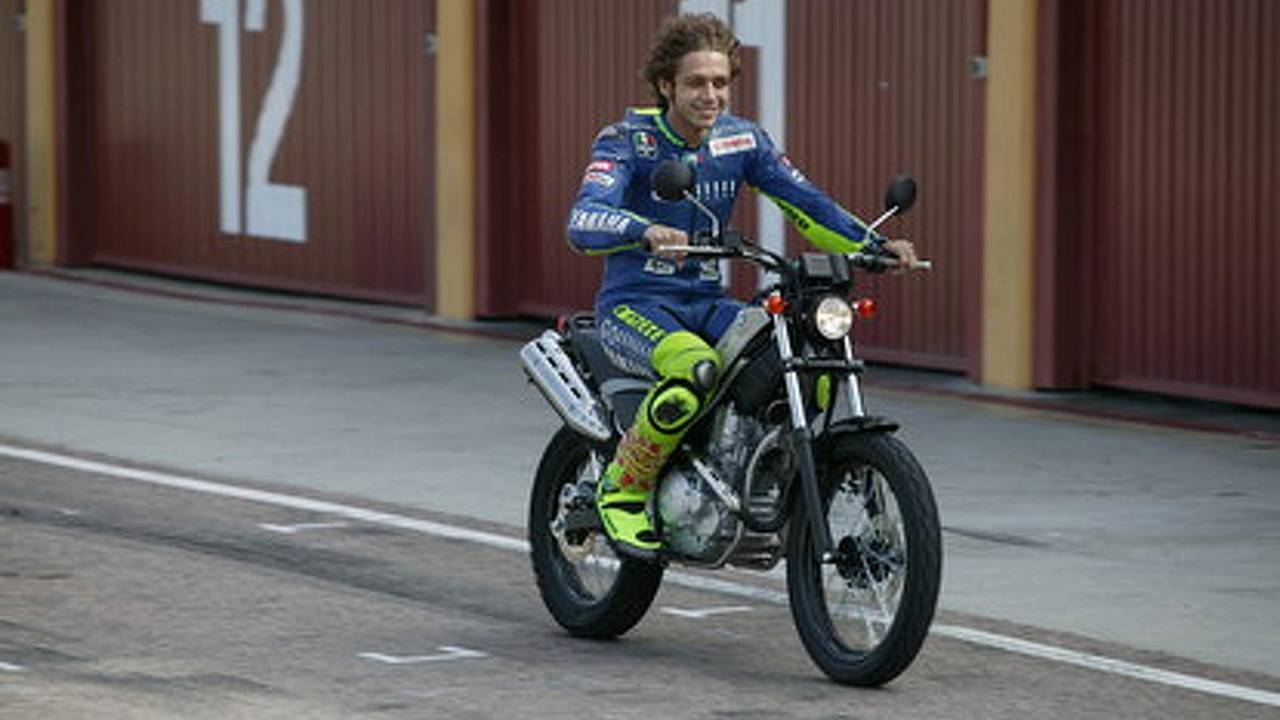 Valentino Rossi: My work here at Yamaha is finished