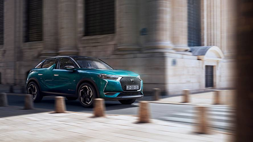 2019 DS 3 Crossback SUV Unveiled With ICE And EV Power Options