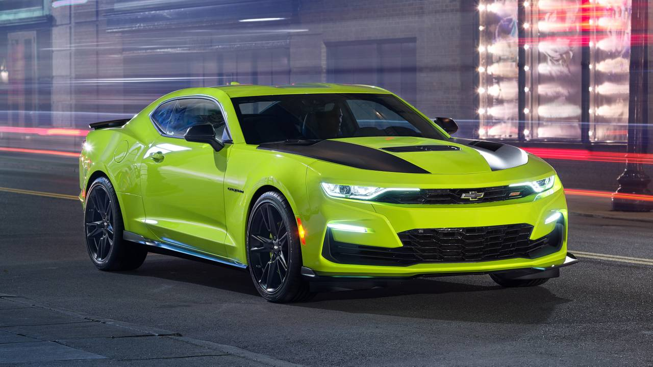 2019 Chevy Camaro Gets A Shocking Makeover For Sema Update