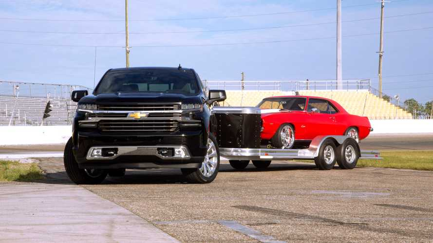 Ultimate Tow Package