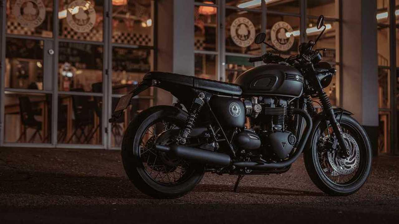 2019 Triumph Bonneville T120 Ace