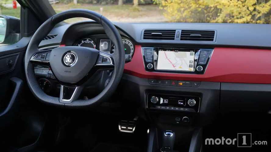 Essai Škoda Fabia restylée